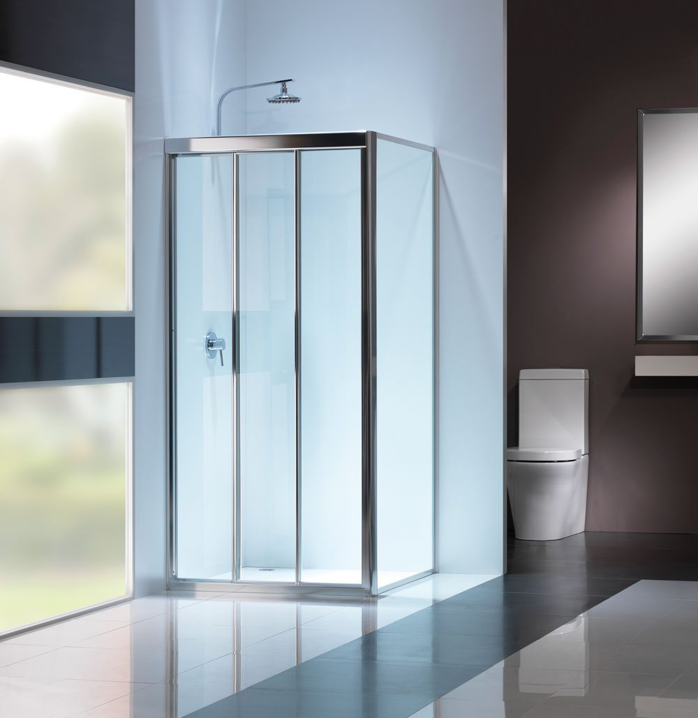 Glass Shower Screens Installation in Sydney - Liverpool Glass